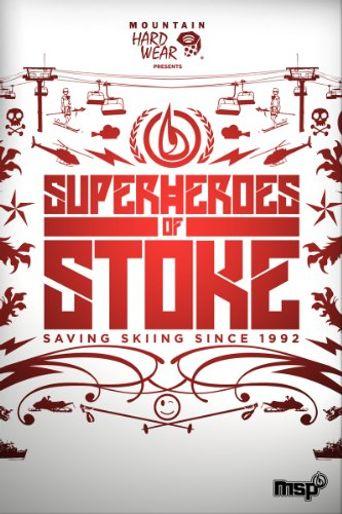 Superheroes of Stoke Poster