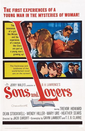 Sons and Lovers Poster