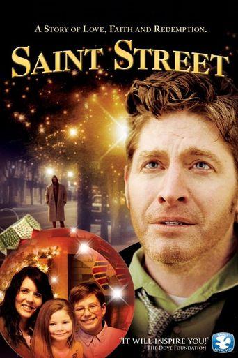 Saint Street Poster