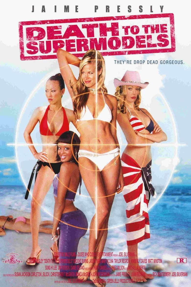Death to the Supermodels Poster
