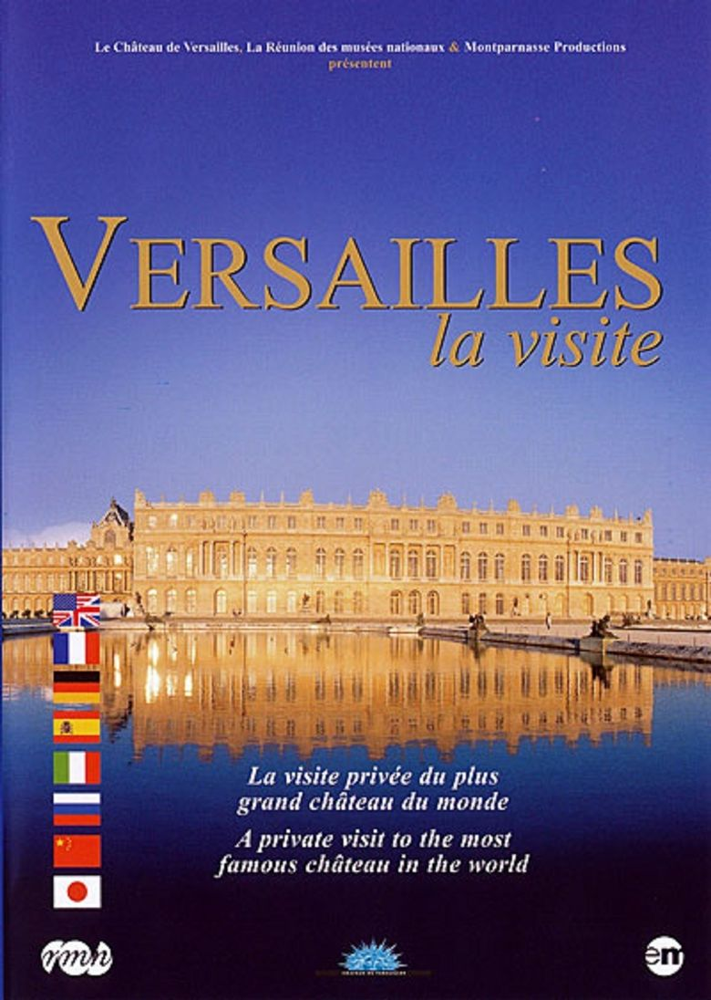 Versailles, the visit Poster