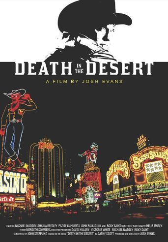 Death in the Desert Poster
