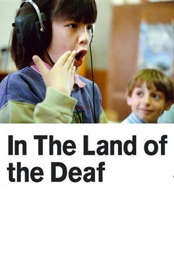 In the Land of the Deaf Poster
