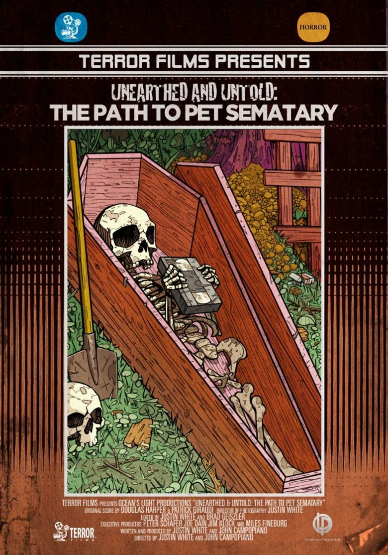 Unearthed & Untold: The Path to Pet Sematary Poster