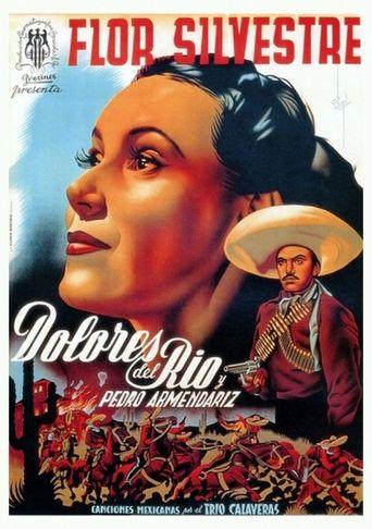 Flor silvestre Poster