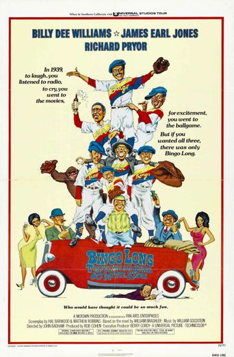The Bingo Long Traveling All-Stars & Motor Kings Poster