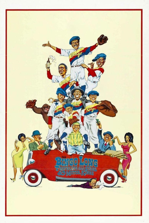 The Bingo Long Traveling All-Stars & Motor Kings Poster