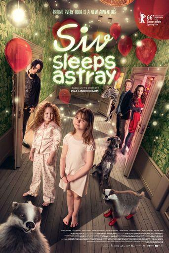 Siv Sleeps Astray Poster