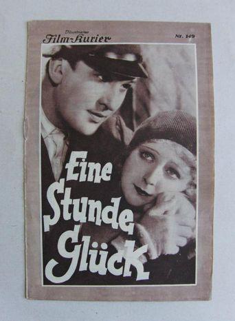 Eine Stunde Glück Poster