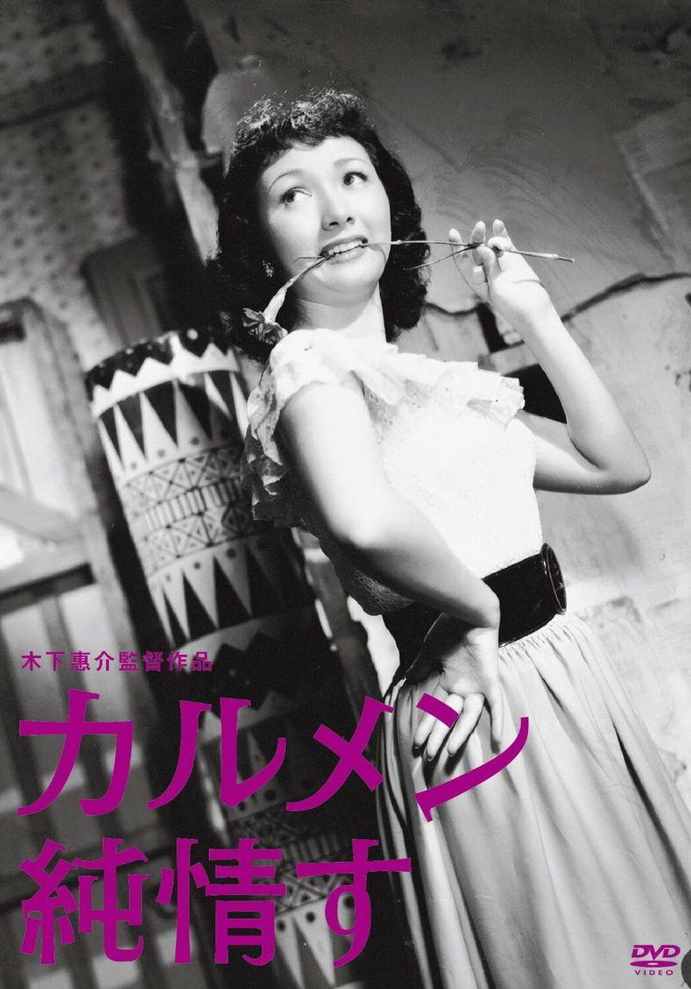 Carmen's Innocent Love Poster