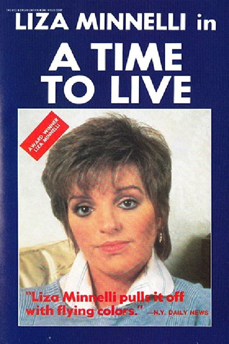 A Time to Live Poster