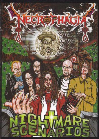 Necrophagia - Nightmare Scenarios Poster