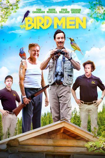 The Birder Poster