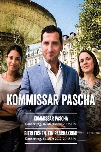 Kommissar Pascha Poster