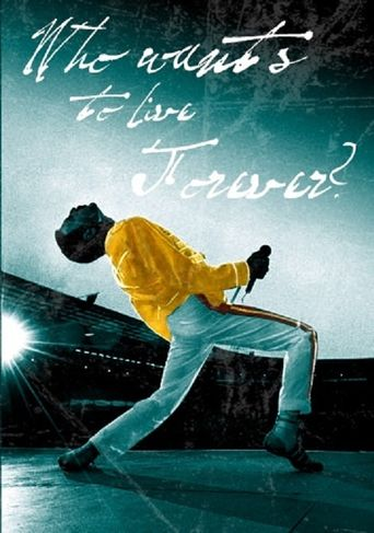 The Freddie Mercury Story: Who Wants to Live Forever? Poster