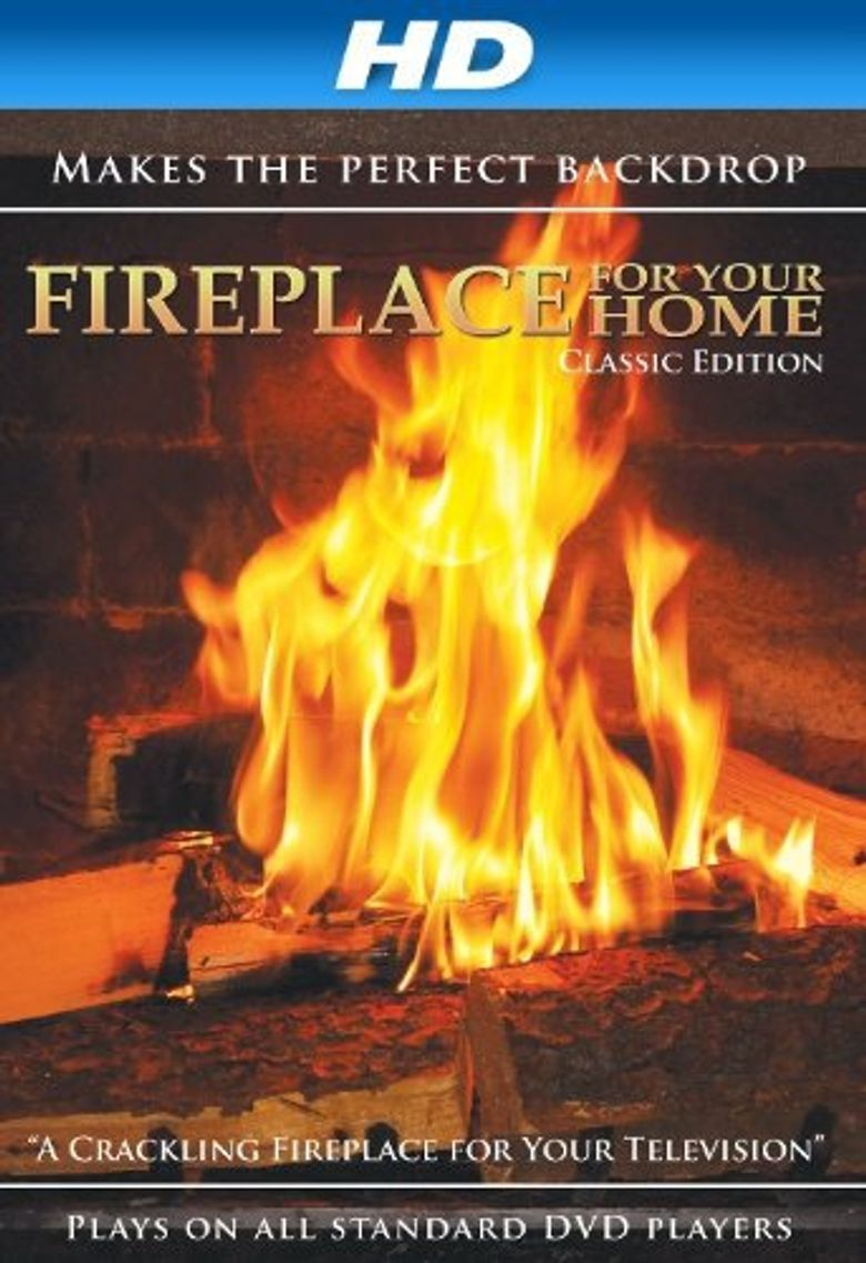 Fireplace for Your Home: Birchwood Edition Poster