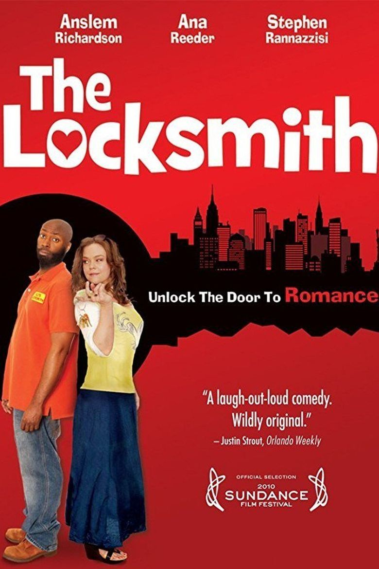 The Locksmith Poster