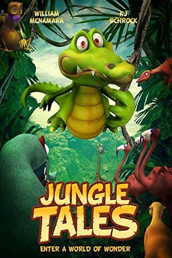 Jungle Tales Poster