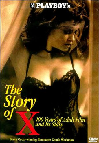 Playboy: The Story of X Poster