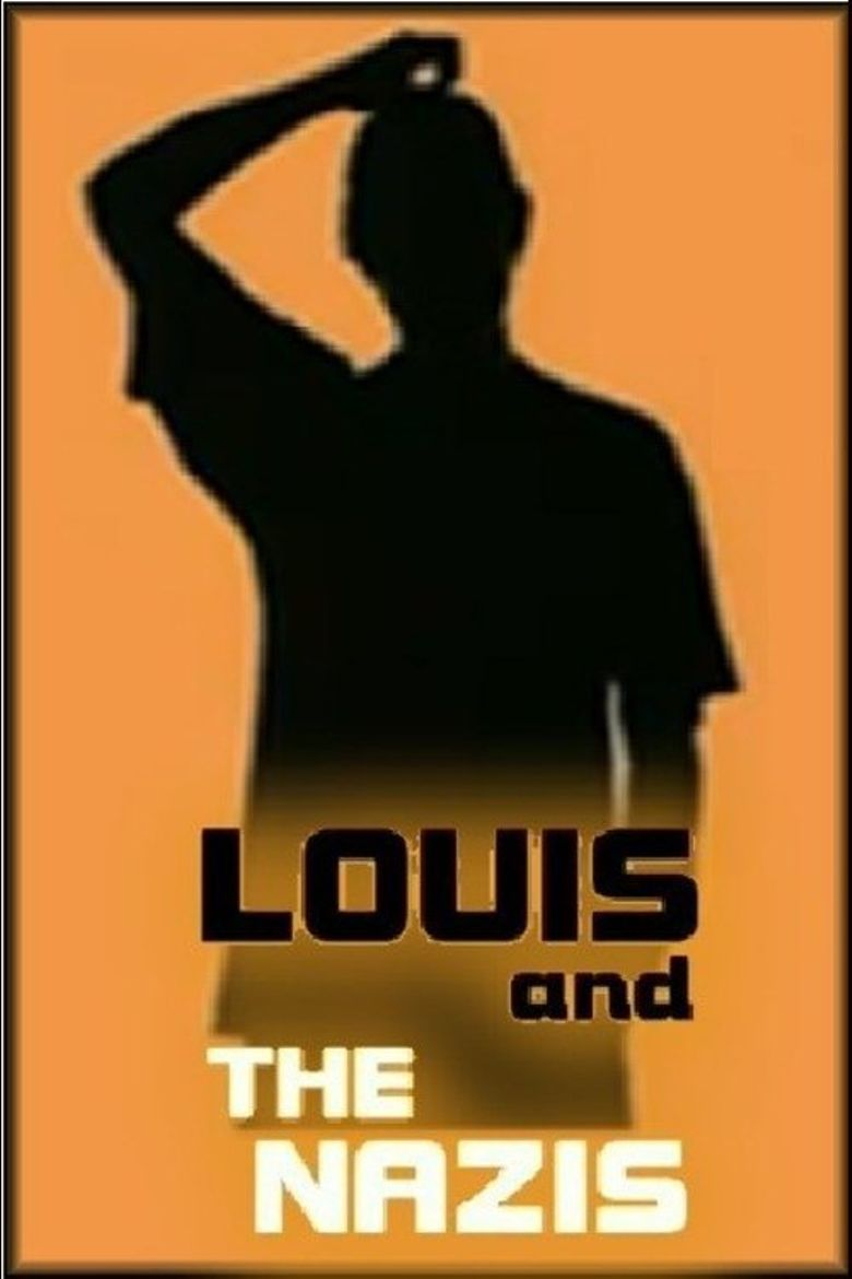 Louis Theroux: Louis and the Nazis Poster