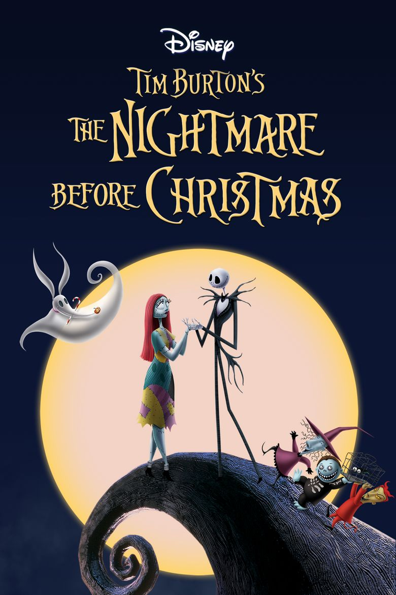 The Nightmare Before Christmas (1993) - Watch on Hulu, Freeform, and ...