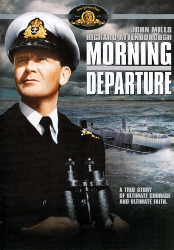 Morning Departure Poster