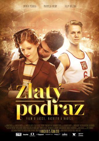 Zlatý podraz Poster