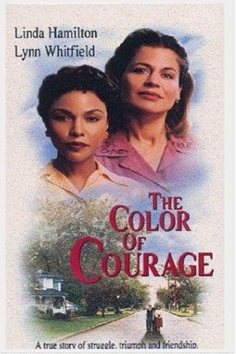 The Color of Courage Poster