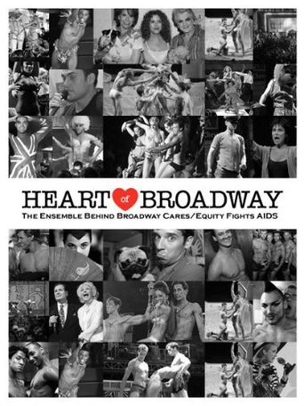 Heart of Broadway: The Ensemble Behind Broadway Cares/Equity Fights AIDS Poster