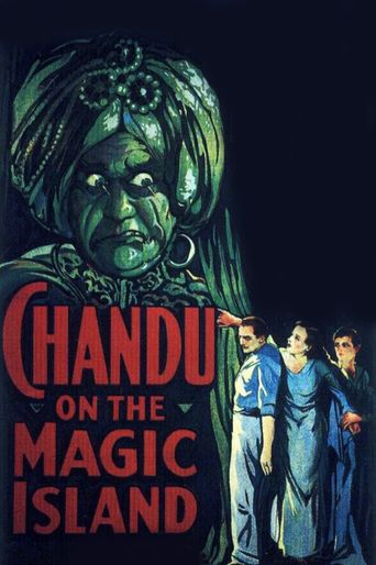 Chandu on the Magic Island Poster