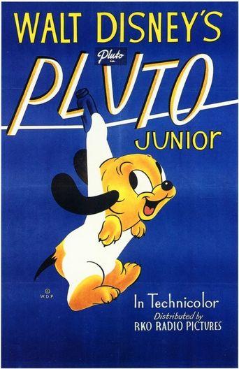 Pluto Junior Poster