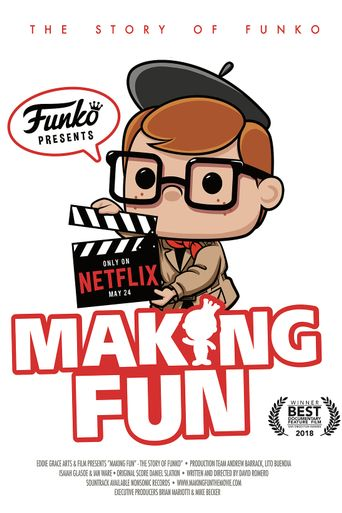 Watch Making Fun: The Story of Funko