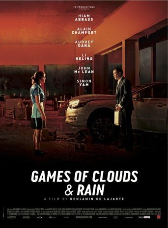 Games of Clouds and Rain Poster