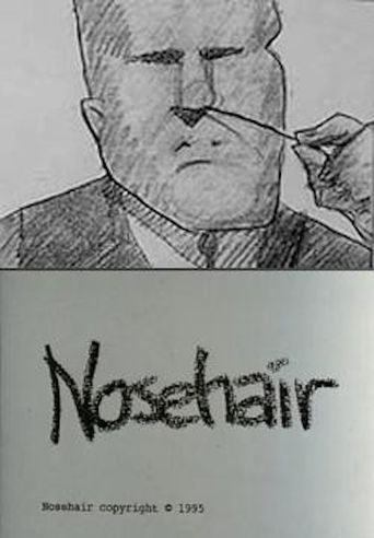 Nose Hair Poster