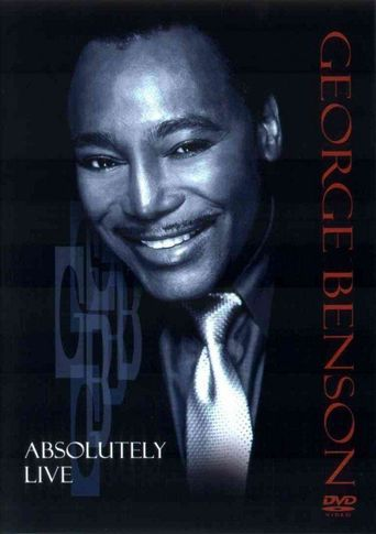 George Benson: Absolutely Live Poster