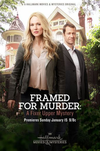 Framed for Murder: A Fixer Upper Mystery Poster