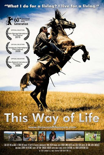 This Way of Life Poster