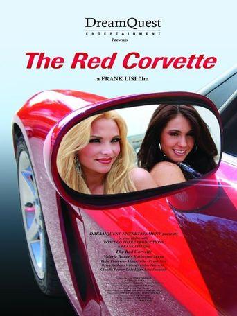 The Red Corvette Poster