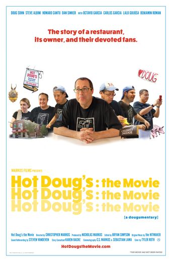 Hot Doug's: The Movie Poster