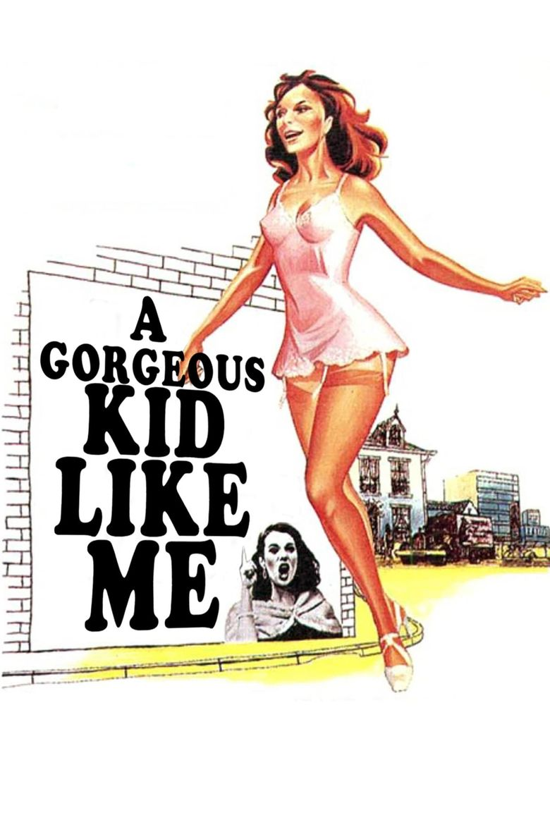 A Gorgeous Girl Like Me Poster