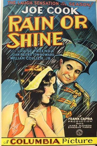 Rain or Shine Poster