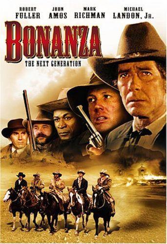 Bonanza: The Next Generation Poster