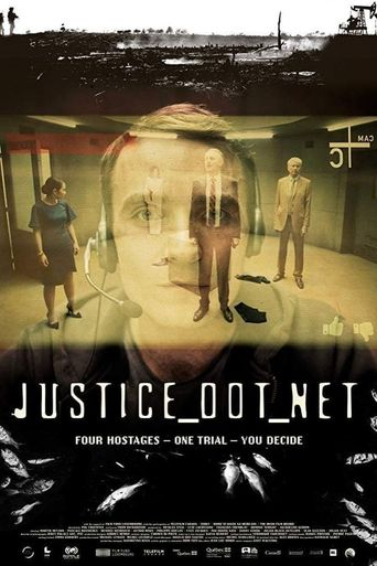 Justice Dot Net Poster