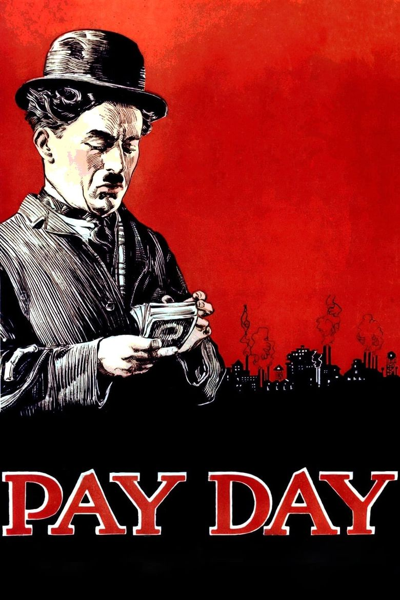 Pay Day Poster