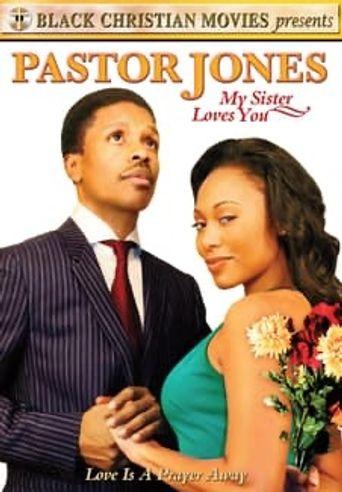 Pastor Jones: My Sister Loves You Poster
