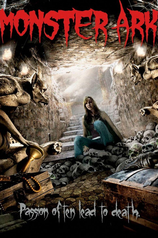 Monster Ark Poster