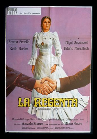 The Regent's wife Poster