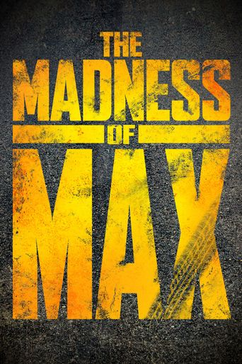 The Madness of Max Poster