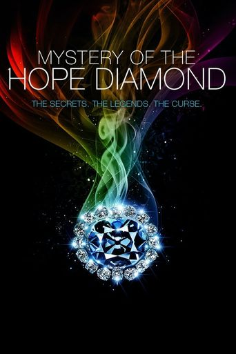 Mystery of the Hope Diamond Poster