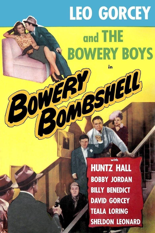 Bowery Bombshell Poster